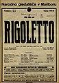 Plakat za predstavo Rigoletto v Narodnem gledališču v Mariboru 28. aprila 1928.jpg