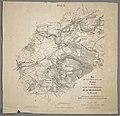 Plan der Gefechtsfelder von Podol am 26. Juni, und der 7. und 8. Division bei Münchengrätz am 28. Juni 1866.jpg