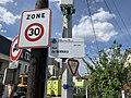 Plaque Rue Bernau - Villiers-sur-Marne (FR94) - 2021-05-07 - 2.jpg