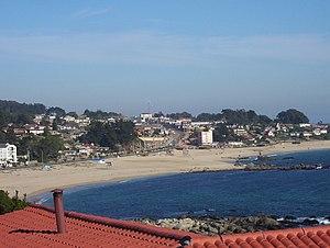 El Quisco -  Quisco beach