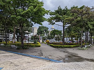 Plaza de bolivar ibague