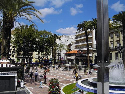 Qué ver qué hacer en Huelva, Plaza de las Monjas Huelva