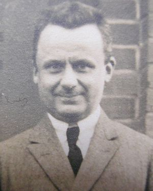 Robert Pohl - Robert Pohl, Göttingen 1923