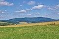 Pohled na Velký a Malý Lopeník od Strání, okres Uherské Hradiště.jpg