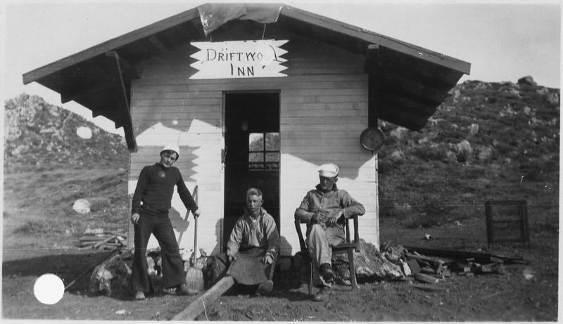 File:Point Honda shipwreck site September 8, 1923, Santa Barbara Co., California. Bungalow under construction by present... - NARA - 295448.tiff