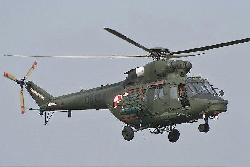 Polish Army PZL-Swidnik W-3WA Sokol Idaszak-1