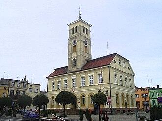 Poniec - Poniec Town Hall
