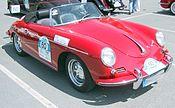 Porsche 356B cabrio, 1959