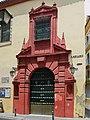 Portada de la Capilla de la Divina Pastora, Sevilla.jpg