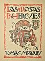 Portada libro I Las Rosas de Hércules.JPG