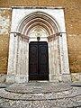 Portale centrale chiesa san Francesco.JPG