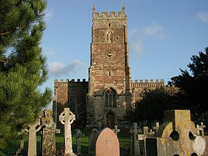 Portbury - Image: Portbury church