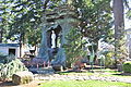 Portland, OR - Our Lady of La Vang Catholic Church grotto 01.jpg