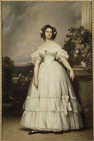 300px-Portrait_of_Princess_Cl%C3%A9mentine_of_Orl%C3%A9ans_by_Franz_Xaver_Winterhalter_%28Versailles%29.jpg