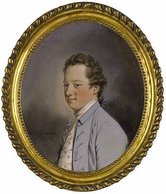 Sir Watkin Williams-Wynn, 4th Baronet - Portrait of Sir Watkin Williams Wynn, 4th Baronet, by Hugh Douglas Hamilton