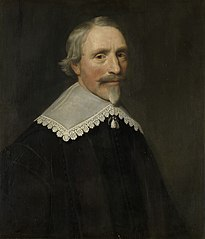 Portrait of Jacob Cats (1577-1660)