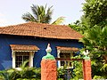 Portuguese Colonial Architecture - Panaji - Goa - India - 01.JPG