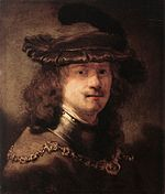 Possibly Rembrandt or workshop - Self-portrait - WGA07937.jpg