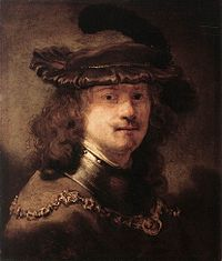 Possibly Rembrandt or workshop - Self-portrait - WGA07937.jpg