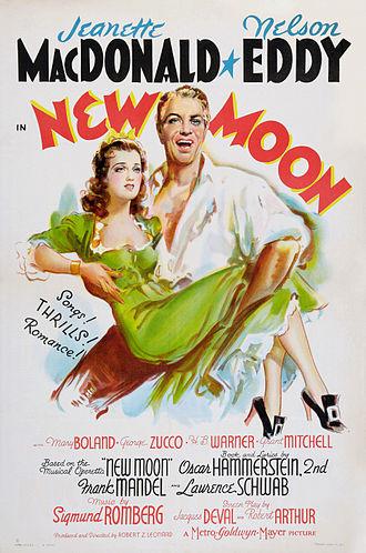 Nelson Eddy - New Moon (1940)