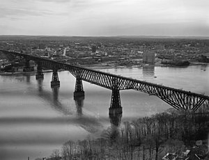 New York and New England Railroad - Poughkeepsie Bridge