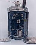 Power Micro Electronics Units of the probe Deep Space 2.Q2PrismPMEU.jpg