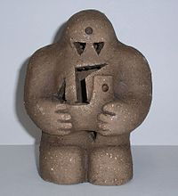 Prague-golem-reproduction