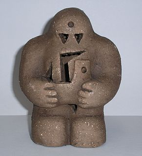 Golem Animated anthropomorphic being