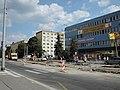 Praha, Petřiny, rekonstrukce trati, 002.jpg