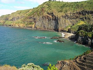 Água de Pau Civil parish in Azores, Portugal