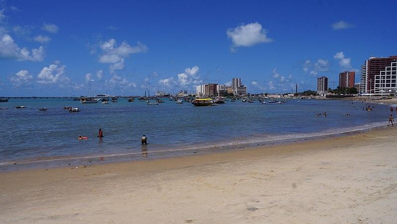 Ver praias de Fortaleza