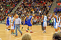 Premier match de basketball de l'Étendard de Brest à Brest Arena 05.jpg