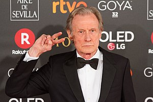 Premios Goya 2018 - Bill Nighy 01.jpg