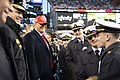 President Trump at the Army-Navy Football Game (49228111061).jpg