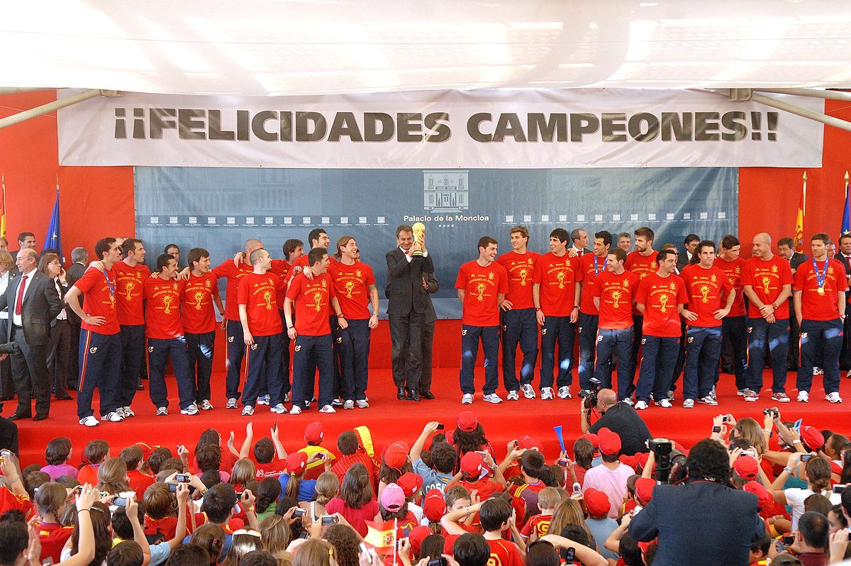 Кто больше всех становился чемпионом испании по футболу