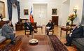 Presidenta recibe a la Gran Logia de Chile (14345018044).jpg