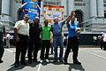 Presidente del Congreso Inauguró Campeonato Interbarrios 2012 (6911557161).jpg