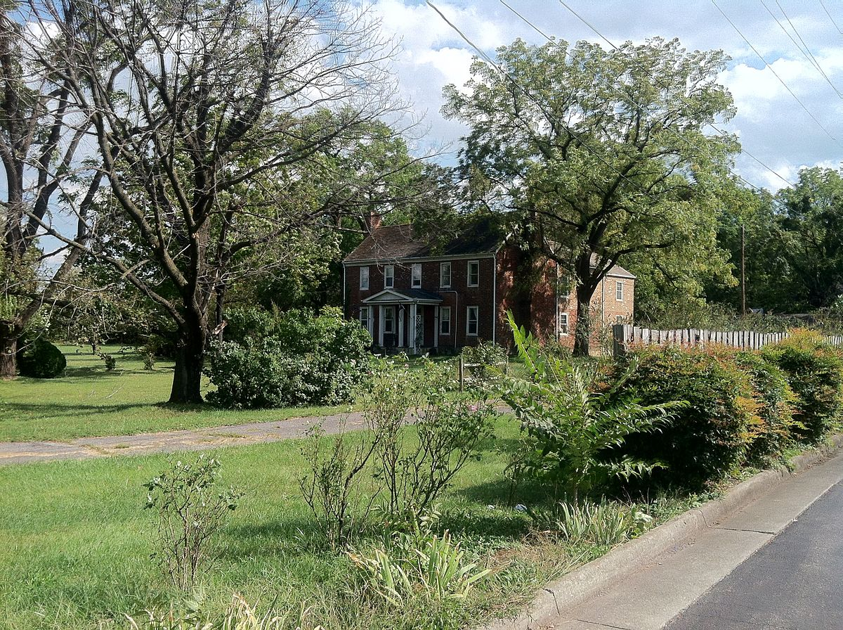 Preston house salem virginia wikidata for Preston house