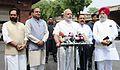 Prime Minister Narendra Modi at Parliament House.jpg
