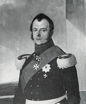 Prince Henry of Prussia (1781–1846) - Prince Henry of Prussia; portrait by Franz Ludwig Catel