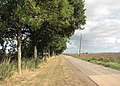 Private farm road - geograph.org.uk - 1517159.jpg