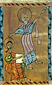 Prochorus and St John Miniature, 1224.jpg