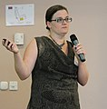 Program Evaluation & Design Workshop in Budapest - Jaime presents - Stierch.jpg