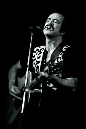 Robert Hunter (lyricist) - Robert Hunter performing in the early 1980s.