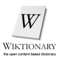 Proposed Wiktionary Icon.png