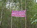 Protest banner in the Hambach forest 05.jpg