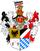 Ornamental coat of arms VDSt Munchen.png