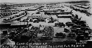 Columbus Municipal Airport (New Mexico) - Camp Columbus, New Mexico