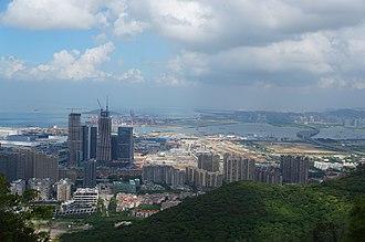 Qianhai - Image: Qianhai 1