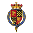 Quartered arms of Sir John FitzAlan, 14th Earl of Arundel, KG.png